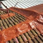 הגשם הגיע - איך מתחזקים גג רעפים
